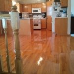 Residential Wood Floor Recoat