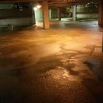 Parking Garage Concrete Floor Pressure Wash, Scrub and Cleaning Services in St Paul, MN