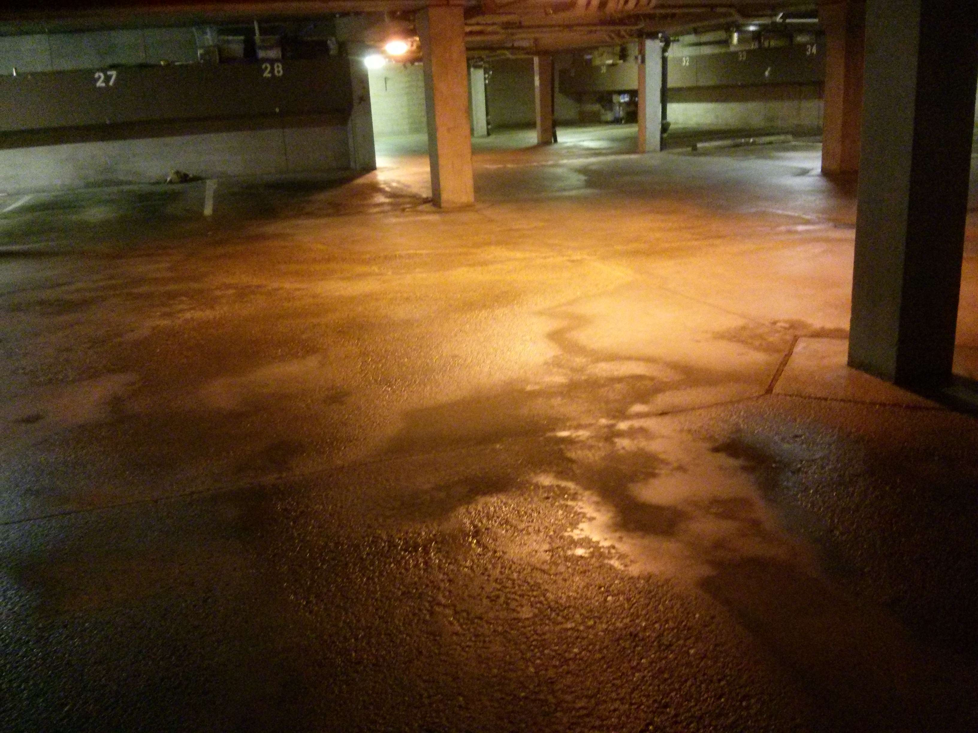 Parking Garage Pressure Wash Cleaning Service in St Paul, MN