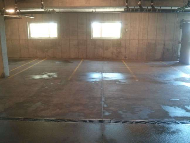 Parking Garage Concrete Floor Pressure Washing, Scrub and Cleaning Services in Woodbury, MN (3)