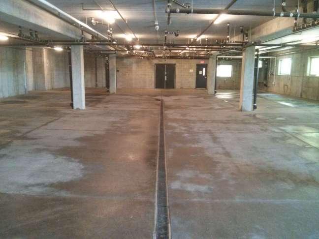 Parking Garage Pressure Wash Cleaning Service Brooklyn Center MN