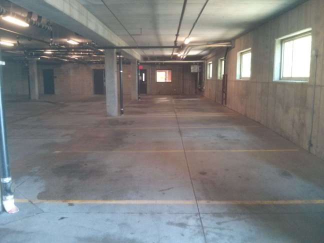 Parking Garage Pressure Wash Cleaning Services Brooklyn Center MN