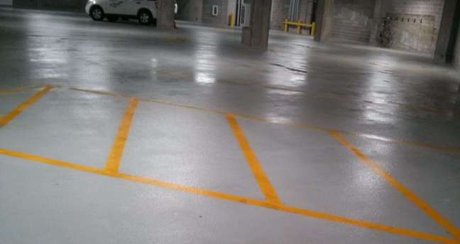 Commercial Parking Garage Cleaning Services St Cloud