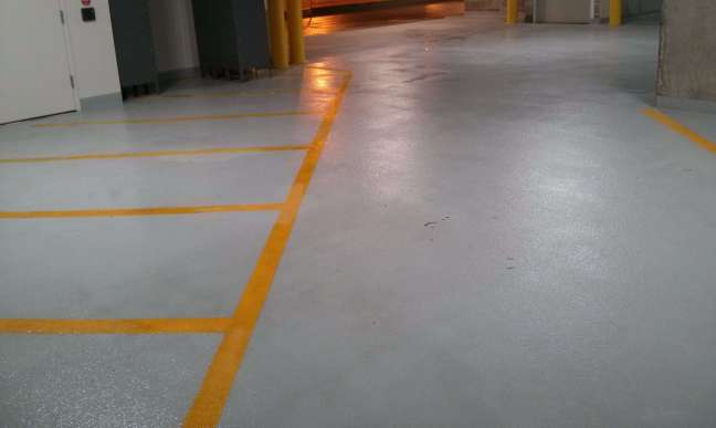 Commercial Parking Garage Cleaning Services Twin Cities