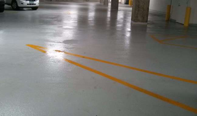 Commercial Parking Garage Cleaning Services Minneapolis
