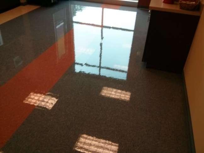VCT Vinyl Floor Coating Services Twin Cities