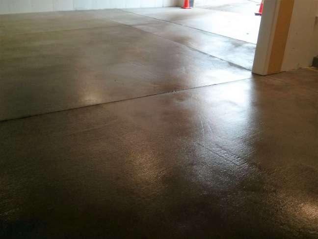 Parking Garage Concrete Floors Pressure Washing Minneapolis