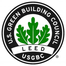 US Green Building Council LEED logo