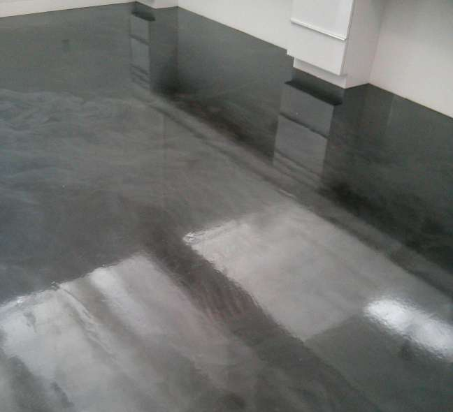 Polished Concrete Floor Maintenance MN