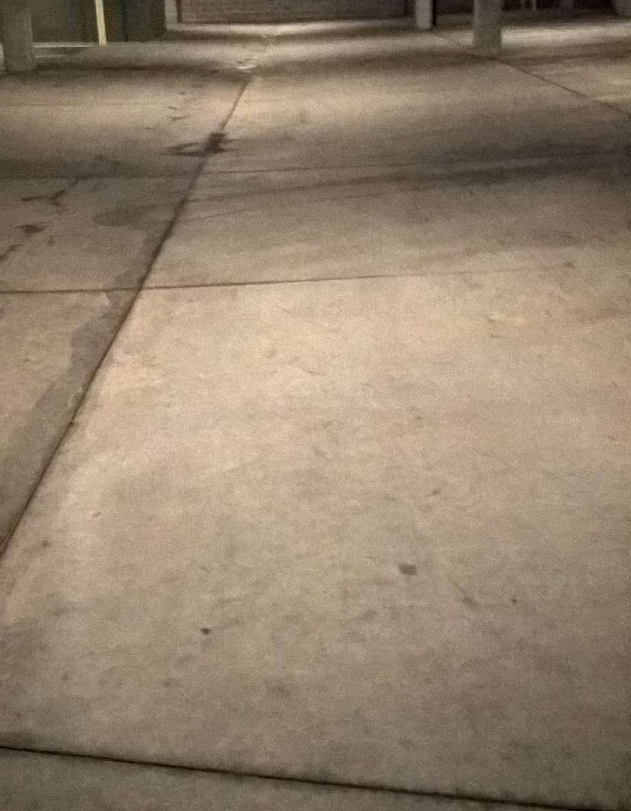 Parking Garage Floor Pressure Washing and Scrubbing Services MN