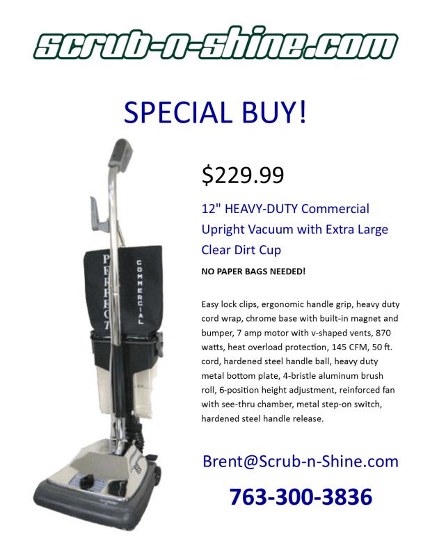 commercial-upright-vacuum-scrub-n-shine