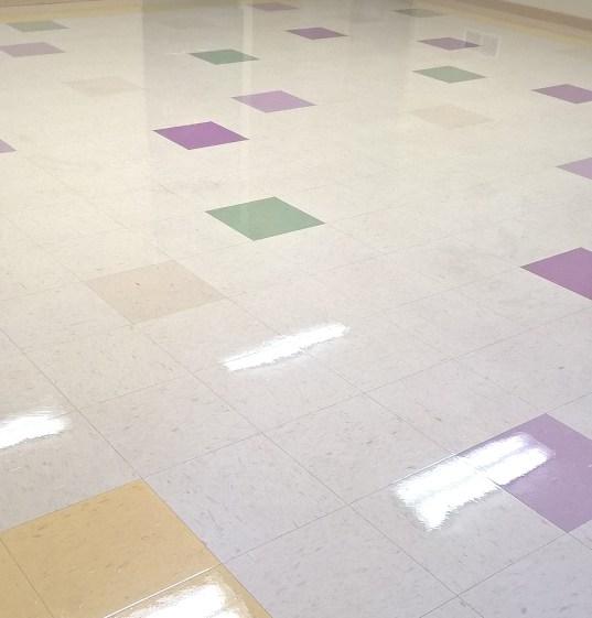 Floor Clear Coating Services Saint Paul