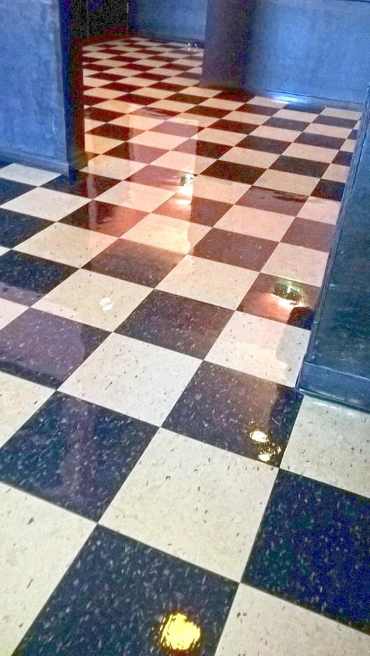 Floor Clear Coat Service Minneapolis