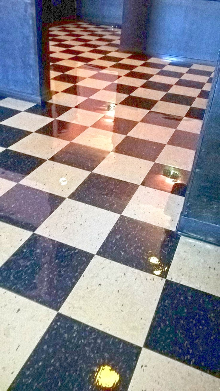 Floor Clear Coat Service Minneapolis