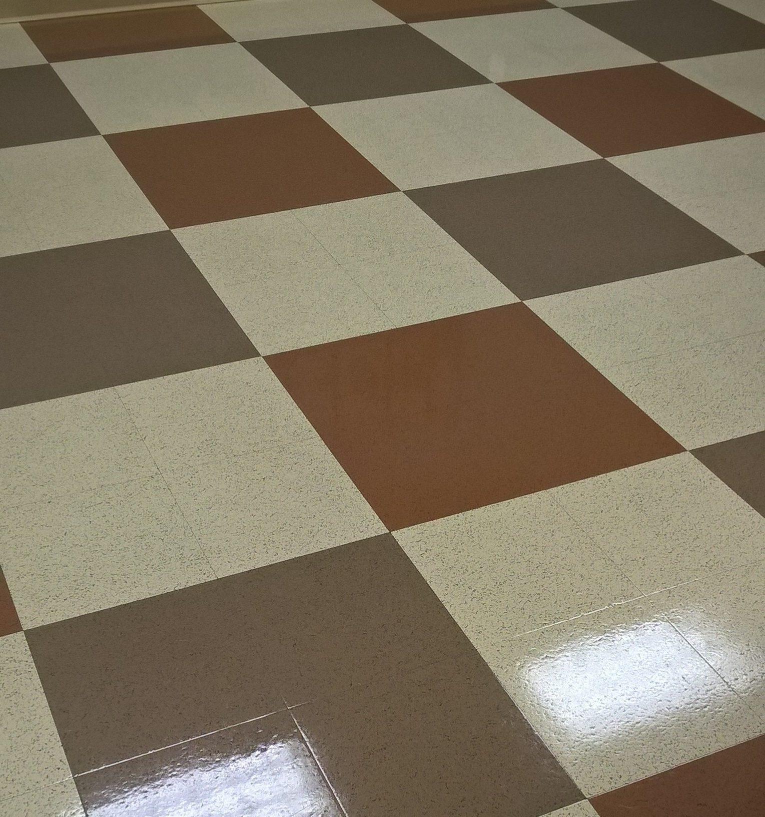 VCT Floor ReCoating in Chanhassen MN
