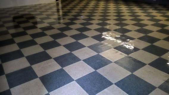 Crystal Floor Clear Coat