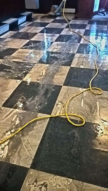 Saint Michael Floor Clear Coating Services