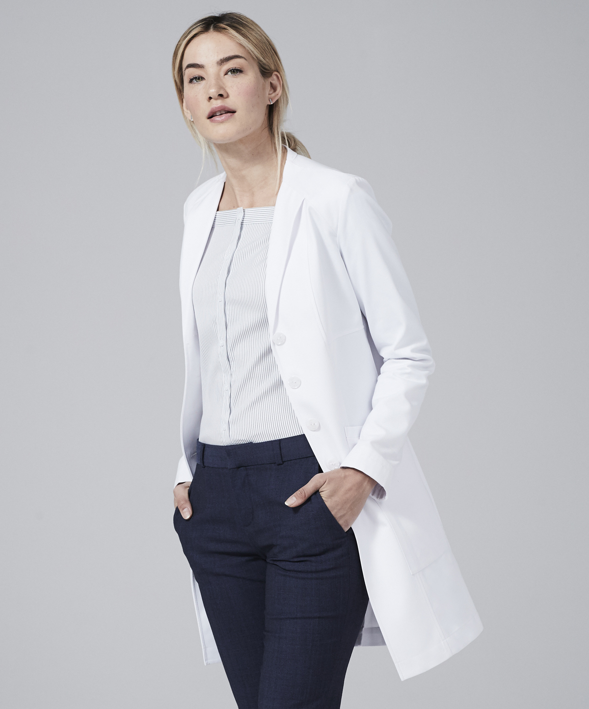 Tailored Lab Coats