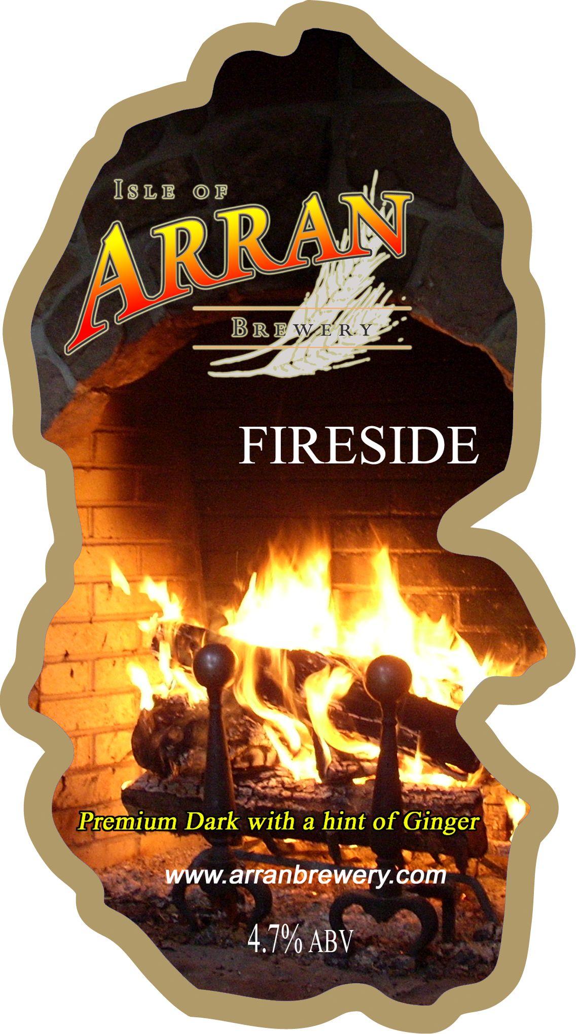 Fireside Pumpclip Arran Template