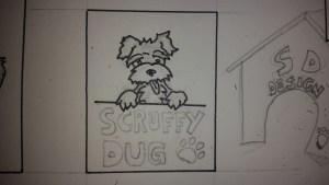 Scruffy Dug 2