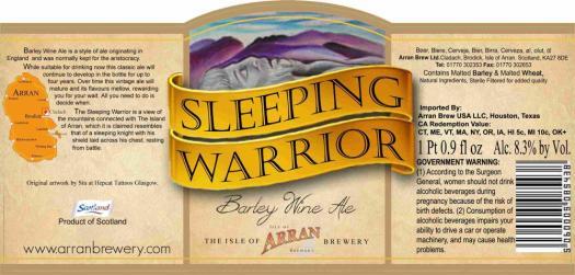 Sleeping Warrior