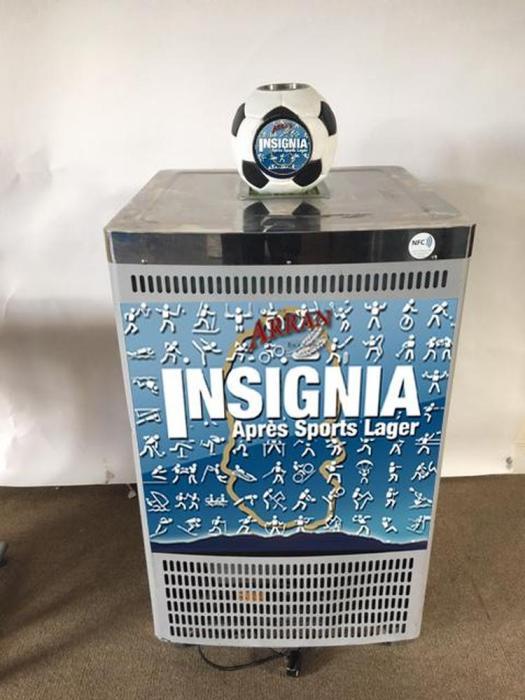 Insignia Vending Unit