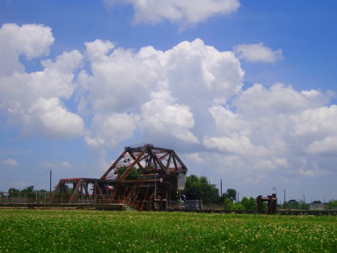 Bywater Daily Photo: The Industrial Canal