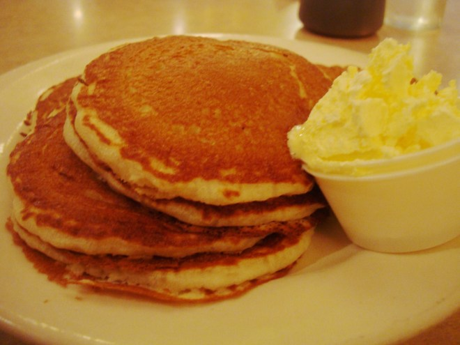 The Final Plate Of Pancakes To Ever Be Served At Tiffin Inn