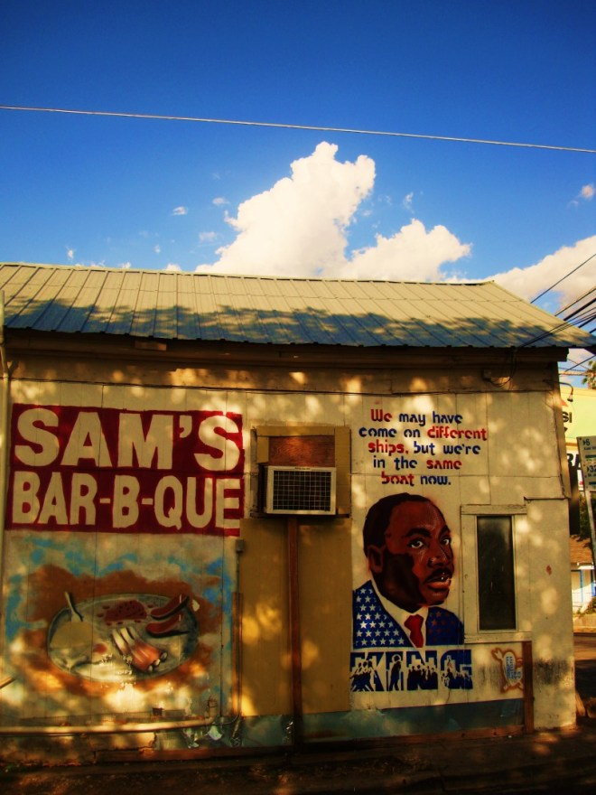 Sam's Barbecue Has Reopened And Is As Good As Ever