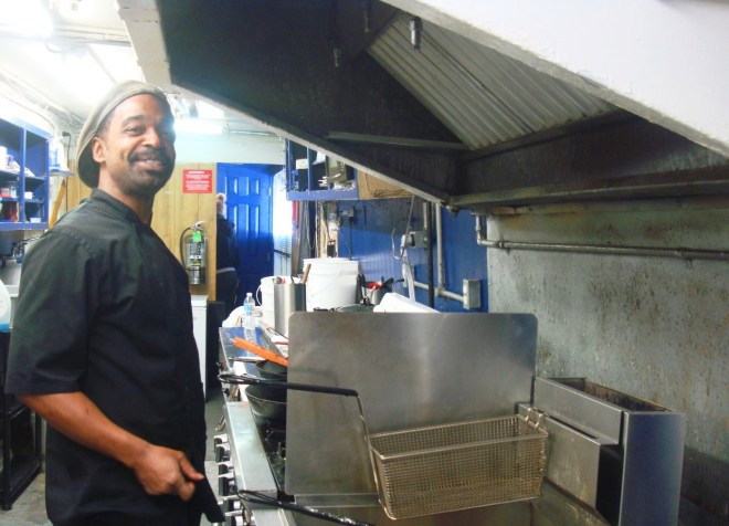 500 Po Boys Visits Chef Jeff Heard Of Heard Dat Kitchen