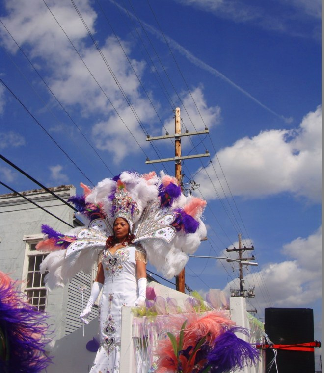 2016 Treme Sidewalk Steppers Second Line Parade