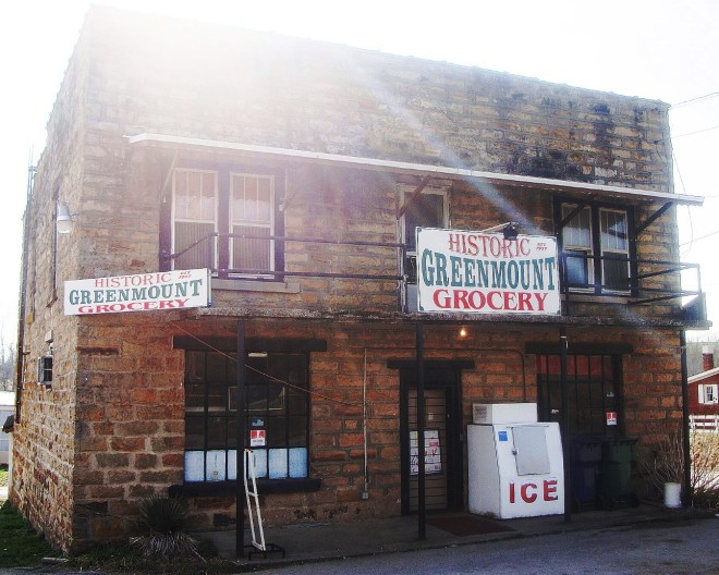 Greenmount Grocery In East Bernstadt Kentucky