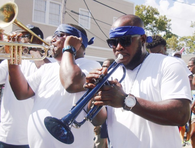 2016 Men Of Class Social Aid And Pleasure Club Second Line