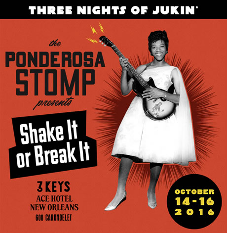 Mini Ponderosa Stomp October 2016 Ace Hotel