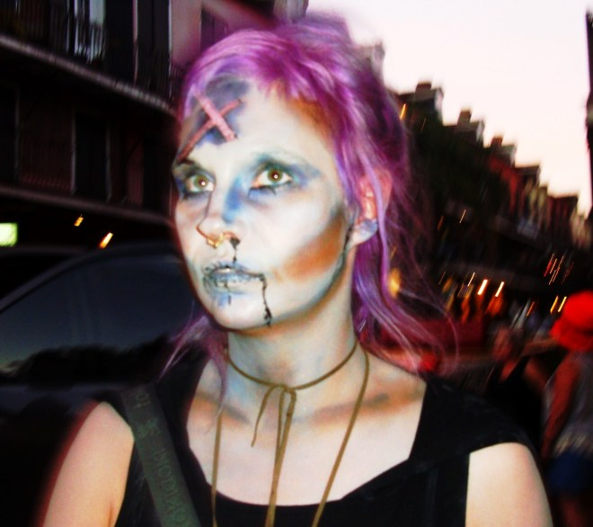Molly's At The Market Halloween 2016
