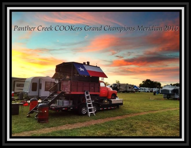 Panther Creek Cookers
