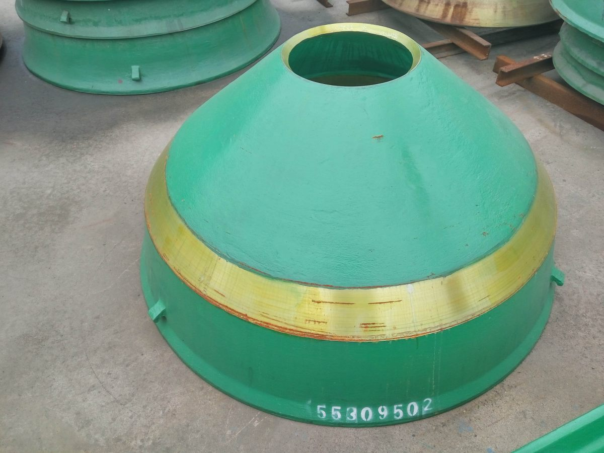 Metso HP5 Cone Crusher Parts, PN 55309502