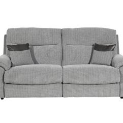 Black Leather Sofa Quick Delivery Wooden Set At Low Price La-z-boy Tamla Static Fabric 3 Seater | Scs