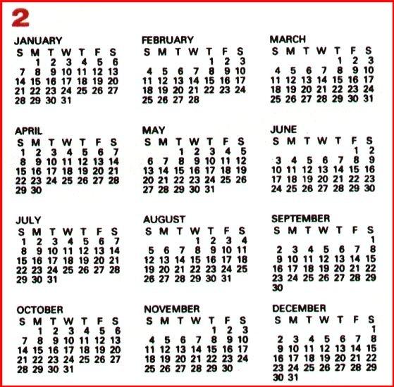 SCS Computer Assistance Scan/HTM Examples November 2000