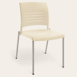 ki strive chair dining room chairs for cheap 4 leg armless slnap stacking by scs global