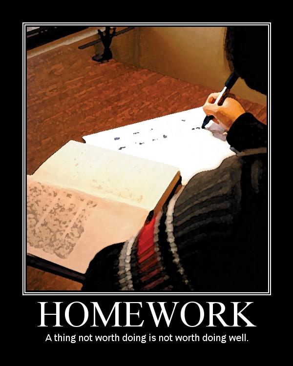 Pay someone to do my homework