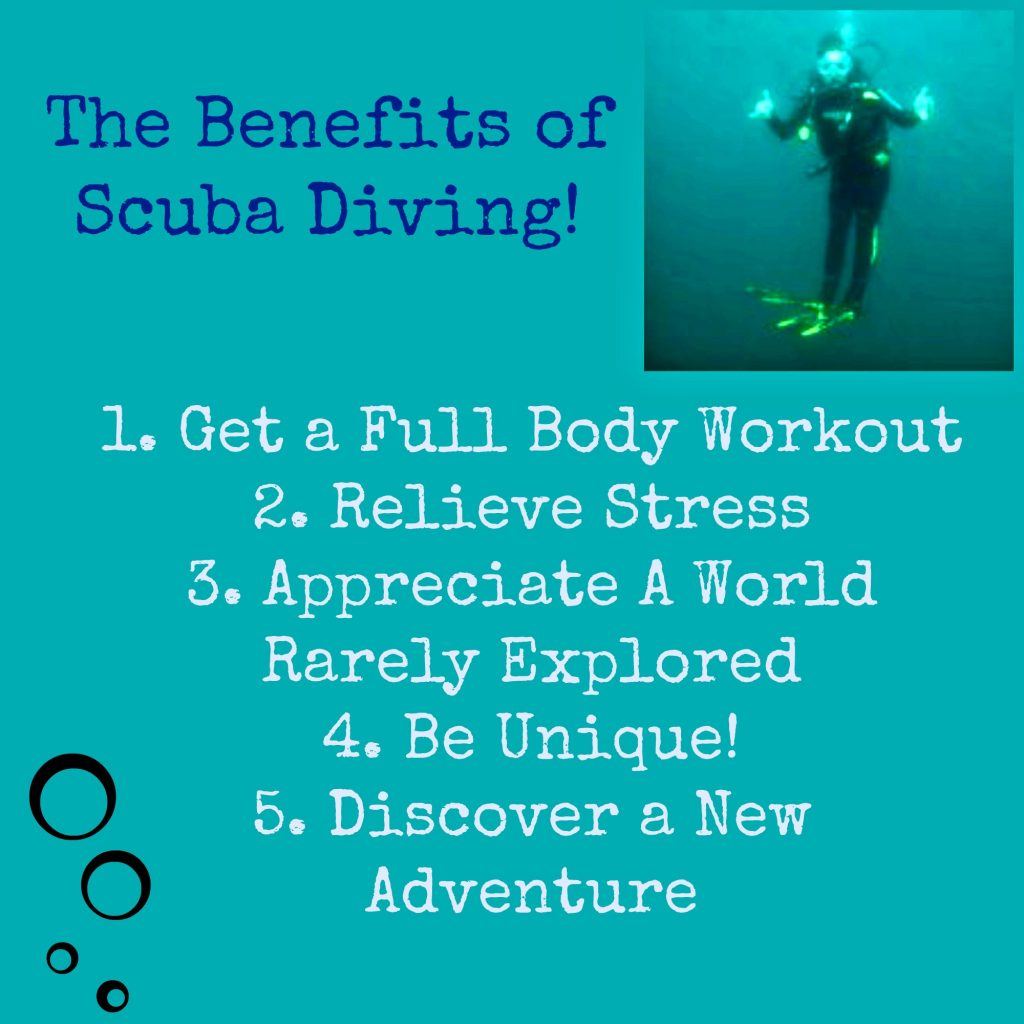 Scuba Diving Benefits