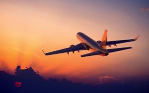aereo-in-volo