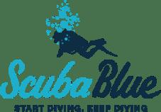 Scuba Blue Compant logo