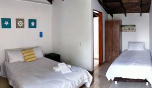 Providence habitación Scuba Boutique hotel San Andrés