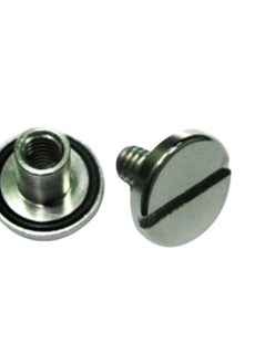 Stainless Steel Assembly Screws - Wellington Store scuba dive gear diving equipment PADI TDI courses Rebreathers