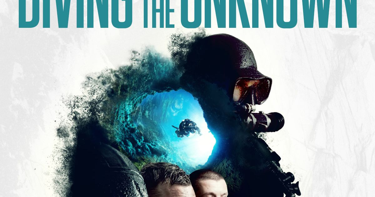 New Cave Diving Action Doc Set For Worldwide Release