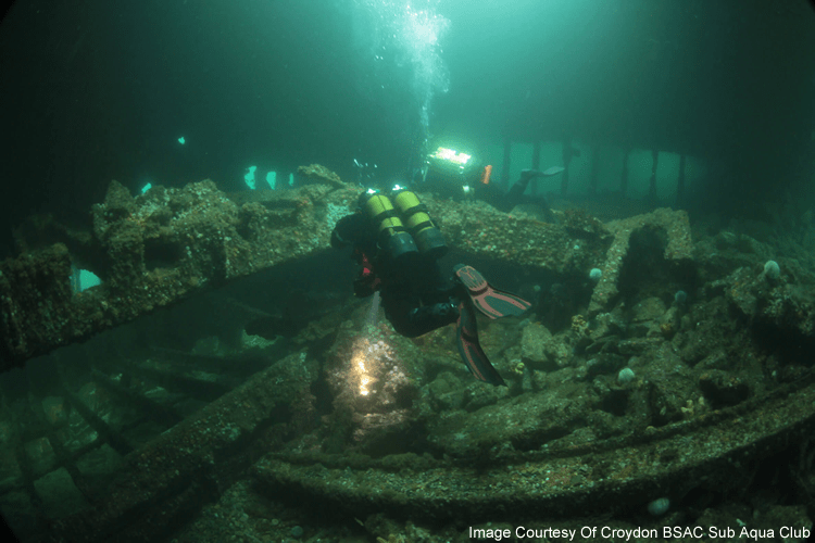Scuba Diving Amongst The Wrecks In Scapa Flow (Best Wreck Diving UK)