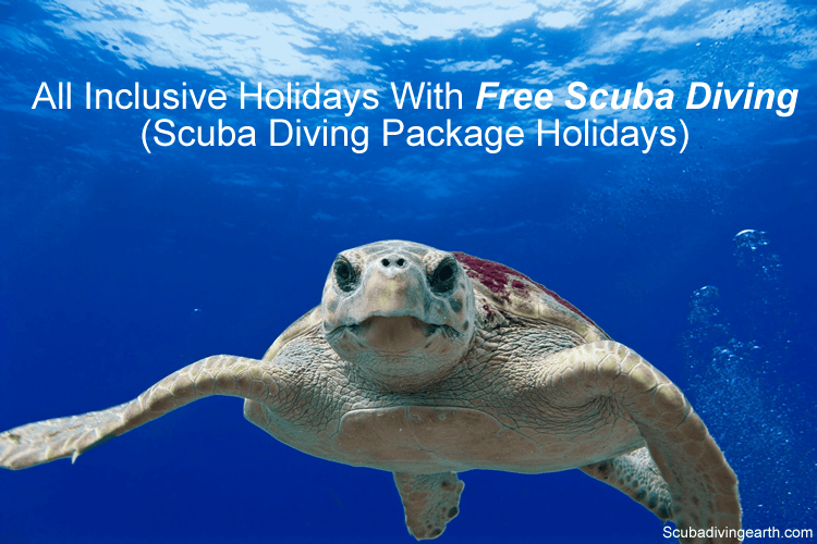All Inclusive Holidays With Free Scuba Diving (Scuba Diving Package Holidays)