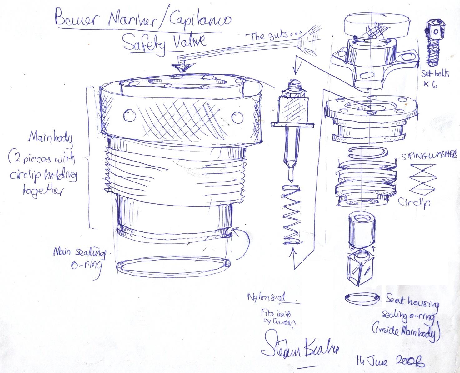hight resolution of bauer compressor safety valve note that it may be illegal for a lay person to